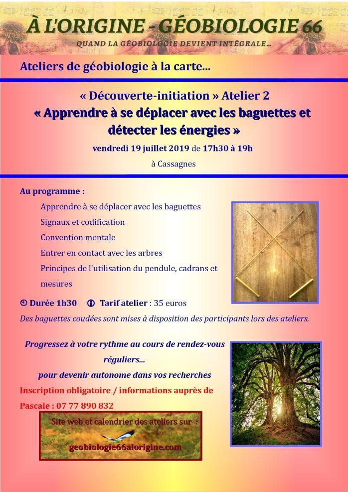Affiche Atelier D2
